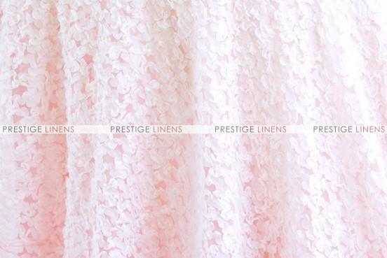 Blossom Sheer - Fabric by the yard - Pink