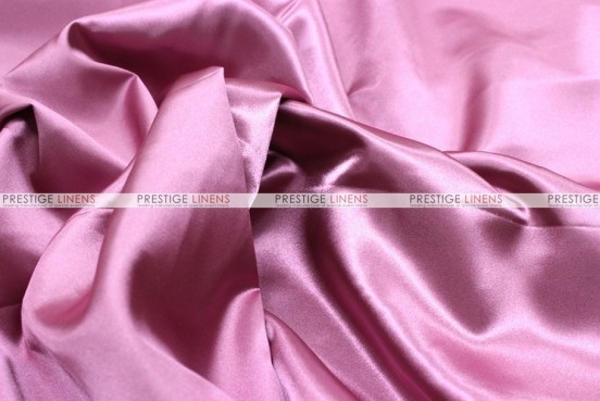 Bridal Satin - Fabric by the yard - 531 Dk Rose