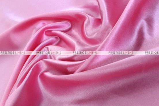Bridal Satin - Fabric by the yard - 539 Candy Pink