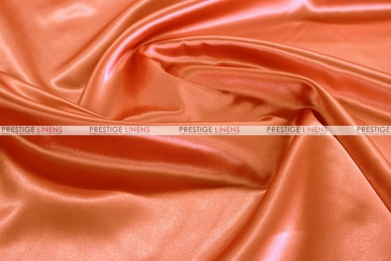 Bridal Satin - Fabric by the yard - 565 Watermelon