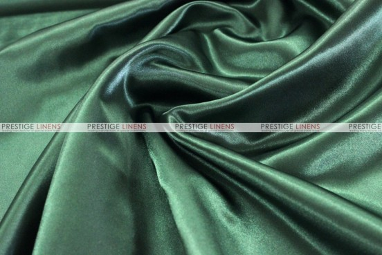 Bridal Satin - Fabric by the yard - 732 Hunter