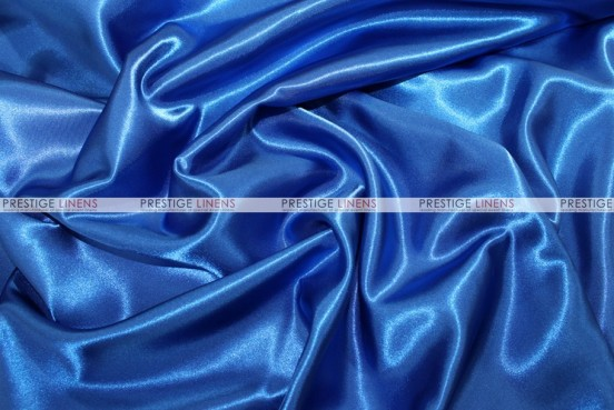 Bridal Satin - Fabric by the yard - 933 Royal