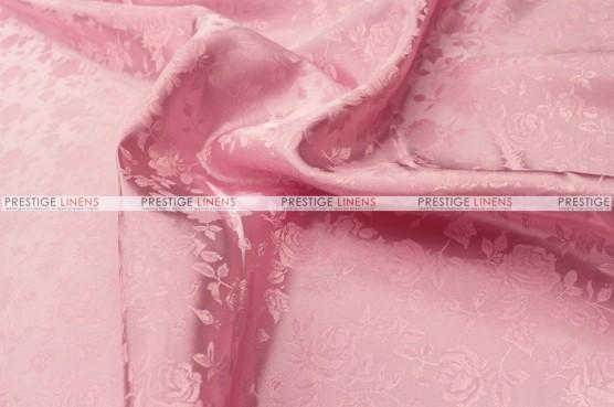 Brocade Satin - Fabric by the yard - Pink