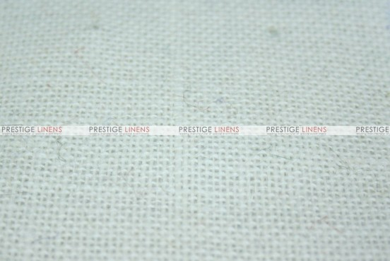Burlap - Fabric by the yard - White