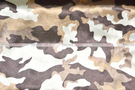 Camo Print - Fabric by the yard - Olive