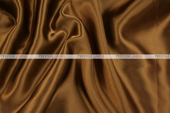 Charmeuse Satin - Fabric by the yard - 346 Frappuccino