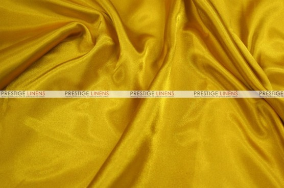 Charmeuse Satin - Fabric by the yard - 438 Mango
