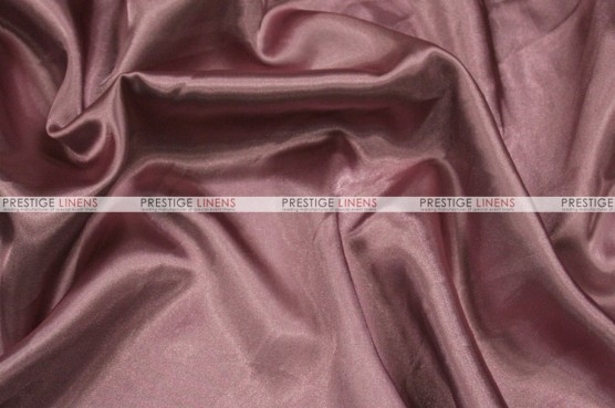 Charmeuse Satin - Fabric by the yard - 548 Dk Mauve