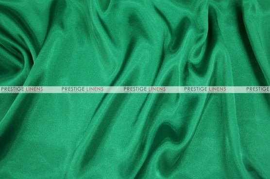 Charmeuse Satin - Fabric by the yard - 734 Lt Green