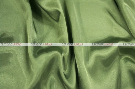 Charmeuse Satin - Fabric by the yard - 826 Sage