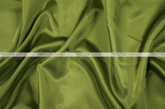 Charmeuse Satin - Fabric by the yard - 829 Dk Sage