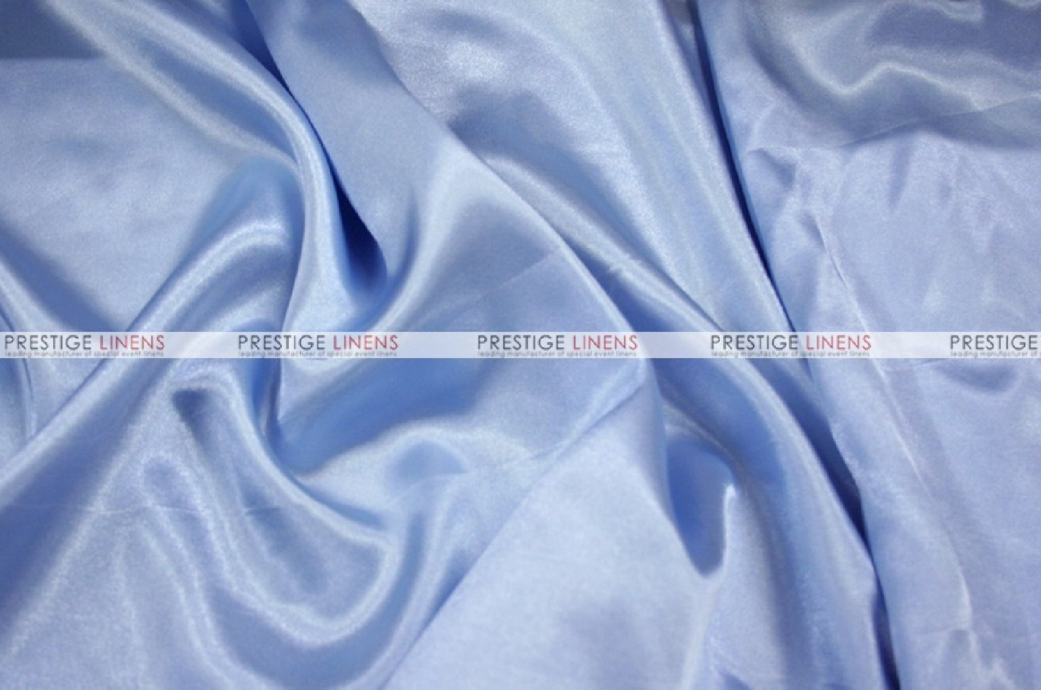 Charmeuse satin fabric by the yard 926 baby blue for Baby fabric by the yard