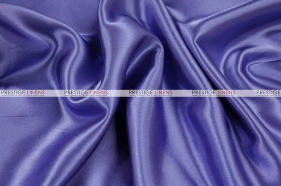 Charmeuse Satin - Fabric by the yard - 929 Sea Blue