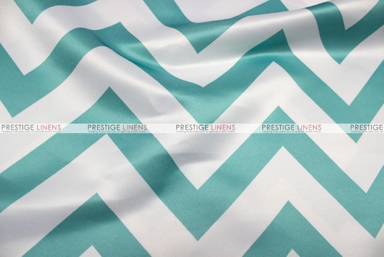Chevron print fabric by the yard - Chevron Print Lamour Fabric By The Yard Jade