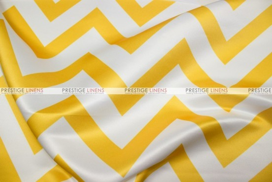 Chevron Print Lamour - Fabric by the yard - Yellow