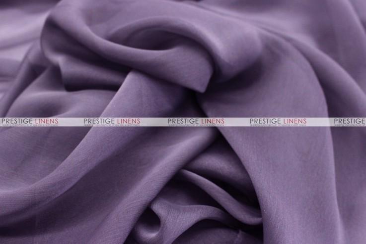 Chiffon - Fabric by the yard - Dk Lilac