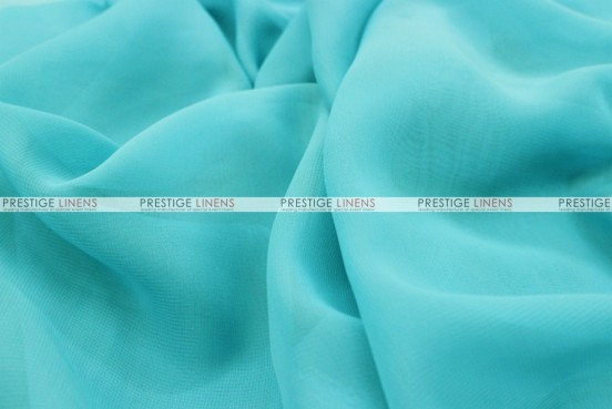 Chiffon - Fabric by the yard - Jade