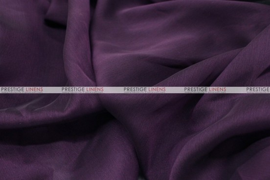 Chiffon - Fabric by the yard - Plum