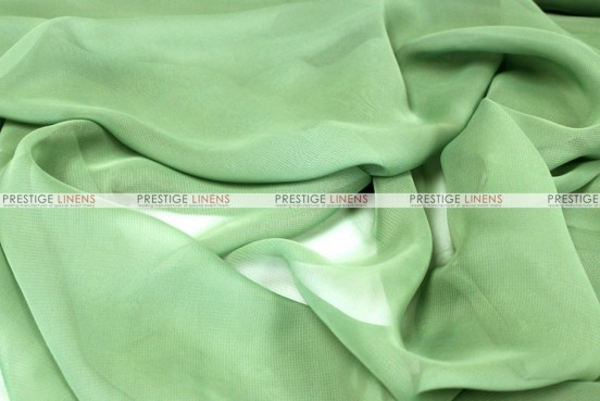 Chiffon - Fabric by the yard - Sage
