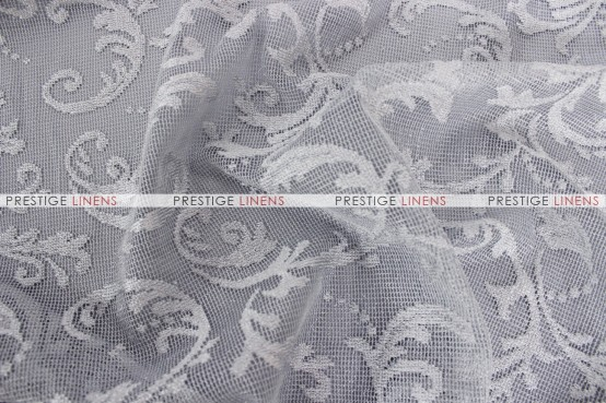 Clairemont - Fabric by the yard - Silver