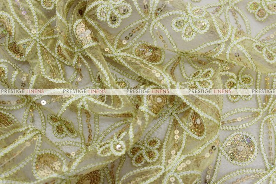 Coco Star - Fabric by the yard - Gold
