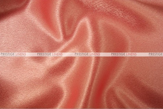 Crepe Back Satin (Japanese) - Fabric by the yard - 432 Coral
