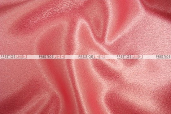 Crepe Back Satin (Japanese) - Fabric by the yard - 444 Lt Coral