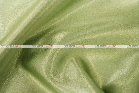 Crepe Back Satin (Japanese) - Fabric by the yard - 742 Pucci Lime