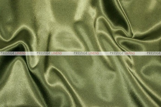 Crepe Back Satin (Japanese) - Fabric by the yard - 833 M Olive