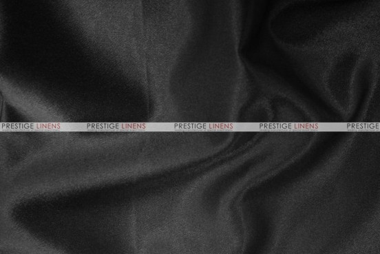 Crepe Back Satin (Korean) - Fabric by the yard - 1127 Black