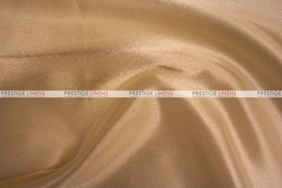 Crepe Back Satin (Korean) - Fabric by the yard - 136 Honey