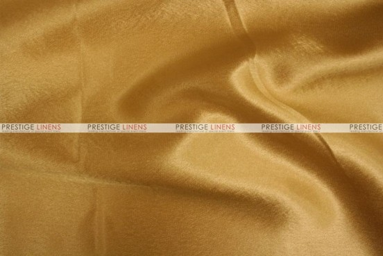 Crepe Back Satin (Korean) - Fabric by the yard - 227 N Gold