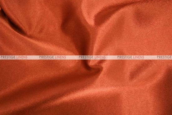 Crepe Back Satin (Korean) - Fabric by the yard - 337 Rust