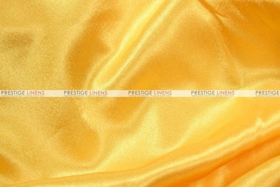 Crepe Back Satin (Korean) - Fabric by the yard - 426 Yellow