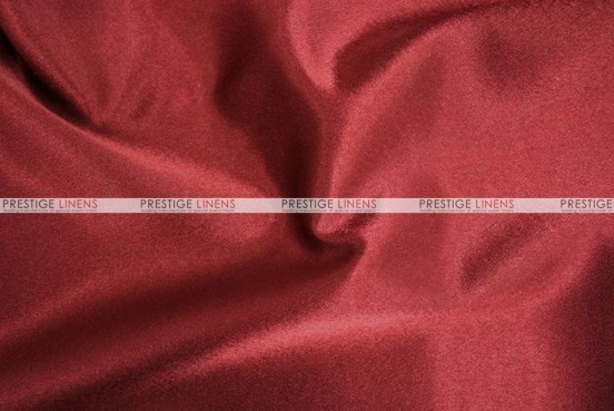 Crepe Back Satin (Korean) - Fabric by the yard - 627 Cranberry