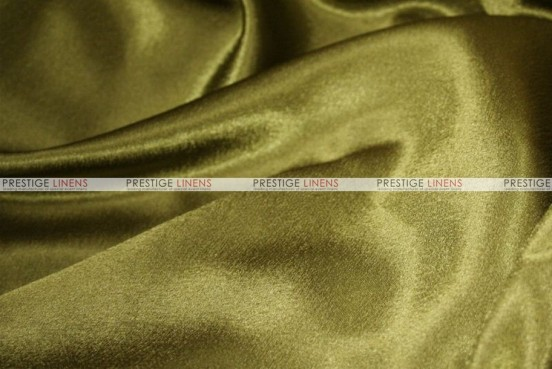 Crepe Back Satin (Korean) - Fabric by the yard - 833 M Olive