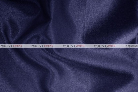 Crepe Back Satin (Korean) - Fabric by the yard - 934 Navy