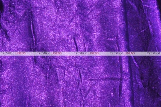 Crushed Bichon - Fabric by the yard - 1032 Purple