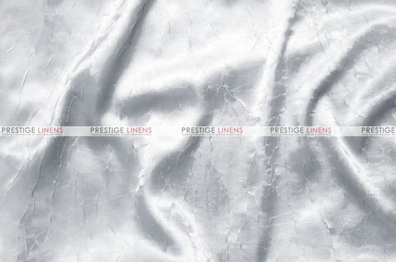 Crushed Bichon - Fabric by the yard - 126 White