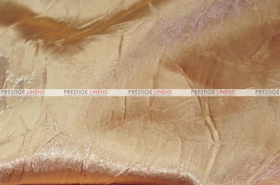Crushed Bichon - Fabric by the yard - 130 Champagne