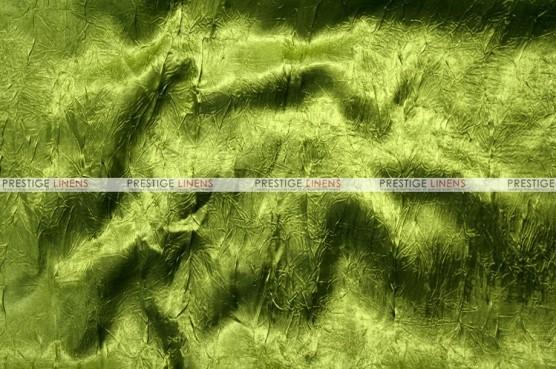 Crushed Bichon - Fabric by the yard - 752 Avocado
