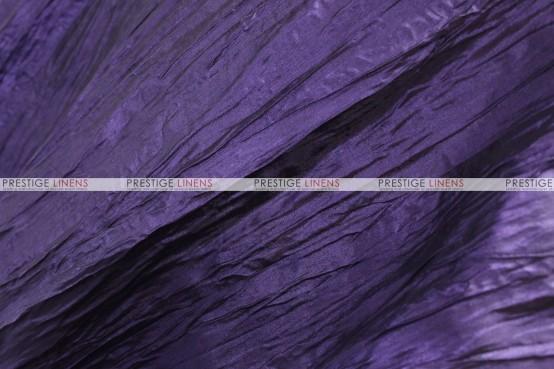 Crushed Taffeta - Fabric by the yard - 1032 Purple