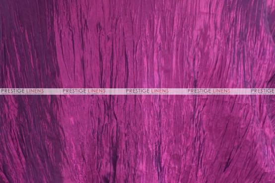 Crushed Taffeta - Fabric by the yard - 1058 Dk Barney
