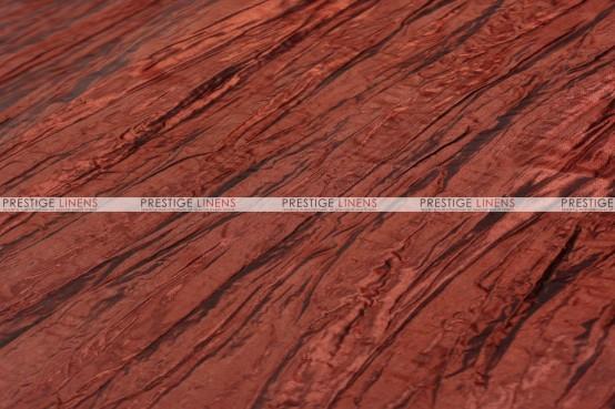 Crushed Taffeta - Fabric by the yard - 337 Rust