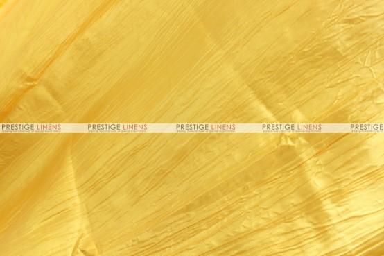 Crushed Taffeta - Fabric by the yard - 426 Yellow
