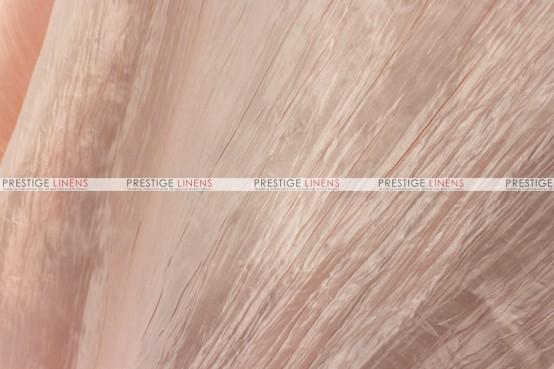 Crushed Taffeta - Fabric by the yard - 430 Peach
