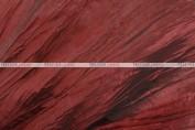 Crushed Taffeta - Fabric by the yard - 500 Burgundy