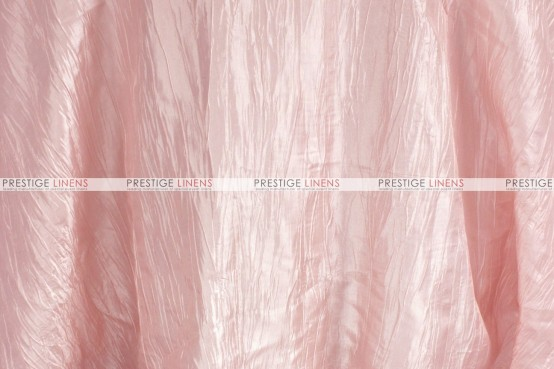 Crushed Taffeta - Fabric by the yard - 567 Blush Pink