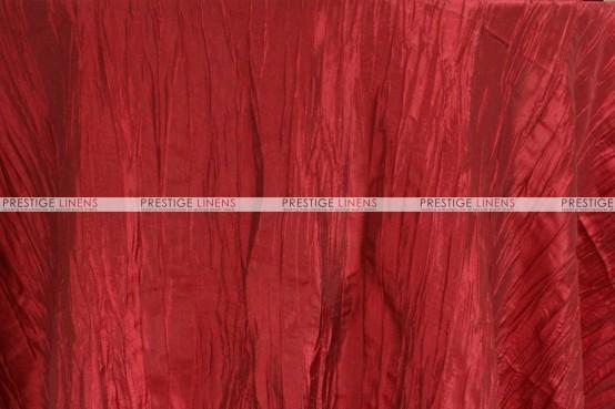 Crushed Taffeta - Fabric by the yard - 643 Cherry