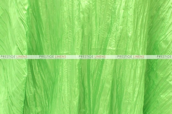 Crushed Taffeta - Fabric by the yard - 726 Lime